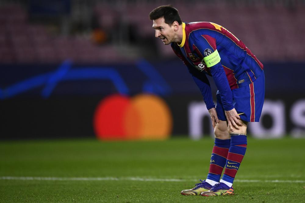 Barcellona (Spagna) 08/12/2020 - Champions League / Barcellona-Juventus / Image Sport nella foto: Lionel Messi