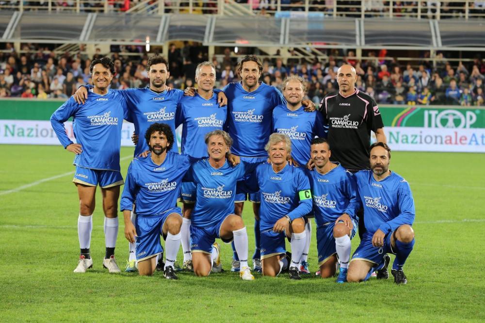 Italia  - Partita Mundial Italia-Resto del Mondo - 03.10.2016 FIRENZE - Stadio Artemio Franchi