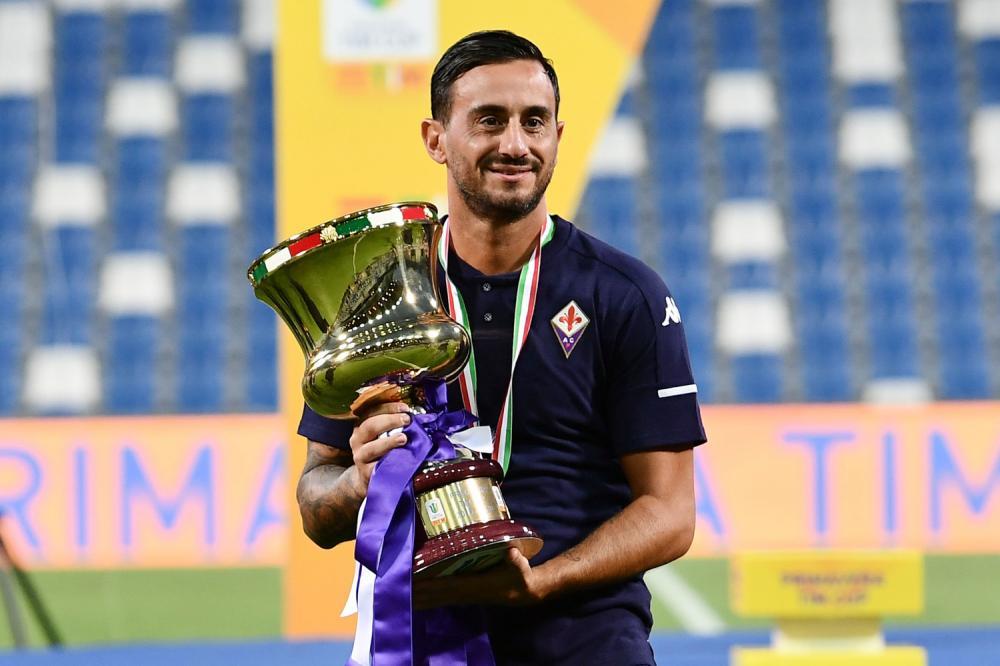 Db Reggio Emilia 26/08/2020 - finale Coppa Italia primavera / Hellas Verona-Fiorentina / foto Daniele Buffa/Image Sport nella foto: Alberto Aquilani