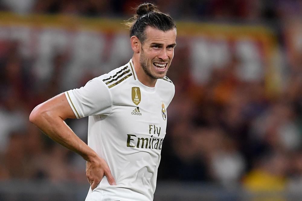 Roma 11/08/2019 - amichevole/ Roma-Real Madrid / foto Insidefoto/Image Sport nella foto: Gareth Bale