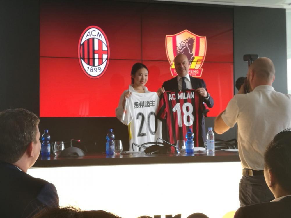 Partnership Milan-Guizhou