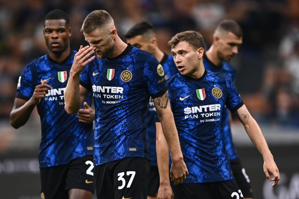 Db Milano 25/09/2021 - campionato di calcio serie A / Inter-Atalanta / foto Daniele Buffa/Image Sport nella foto: Milan Skriniar