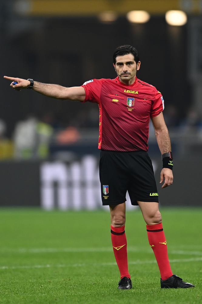 Db Milano 25/09/2021 - campionato di calcio serie A / Inter-Atalanta / foto Daniele Buffa/Image Sport nella foto: Fabio Maresca