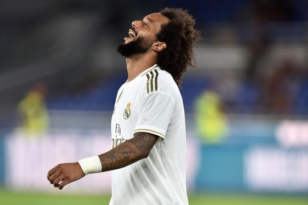 Roma 11/08/2019 - amichevole/ Roma-Real Madrid / foto Insidefoto/Image Sport nella foto: Marcelo