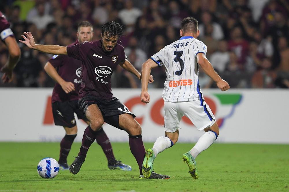Salerno, Salernitana-Atalanta, Campionato Serie A 2021/22 Nella foto: Luca Ranieri ( Salernitana )
